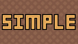 Digs' Simple Pack [1.15.1 - 100% complete] Minecraft Texture Pack