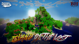 Island of the Lost Custom Survival Map Minecraft Map & Project