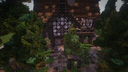 Medieval Tavern [Conquest Reforged] Minecraft Map & Project