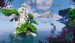 Wolf  texturpack 64x64 1.14.4 download 23.12.2019 Minecraft Texture Pack
