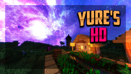 Yure's Textures │Full HD [1.14 - 1.15] (CAVE UPDATE) Minecraft Texture Pack