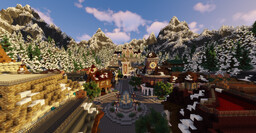 Marcsdale Town Minecraft Map & Project