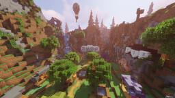 MOONDUST  ►  Peaceful Creative, Skyblock and Towny c: Minecraft Server