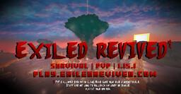 Exiled Revived | PVP | 1.15.1 | Semi-Vanilla Minecraft Server