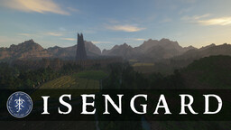 Isengard Minecraft Map & Project