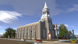 Saint Constant Church | TRS Minecraft Map & Project