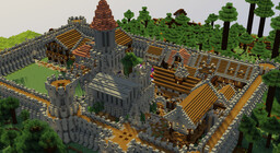Lore World Minecraft Map & Project