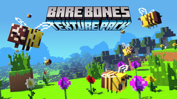 Bare Bones Texture Pack 1.15 Minecraft Texture Pack
