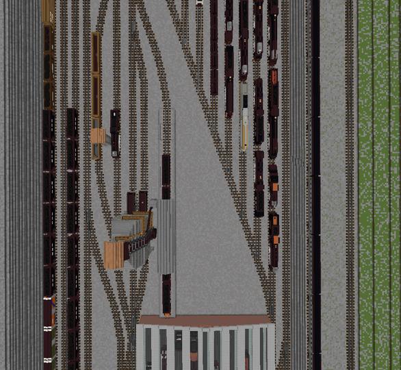 Warp Trainshop