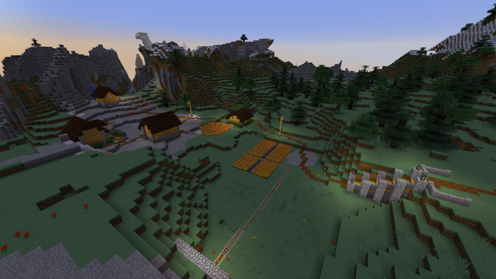 The Mining Town