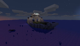 Sodal (Ferry) Minecraft Map & Project