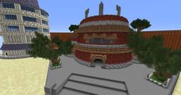 Naruto Gaiden Konoha Minecraft Map & Project