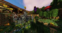Outpost - Hardcore Multi-Path Nature Parkour ft. henniboy321 Minecraft Map & Project
