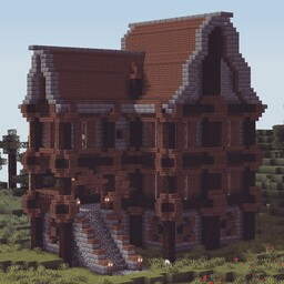 Town Hall Minecraft Map & Project