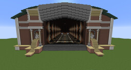 Theed Hangar / Planet Naboo Minecraft Map & Project