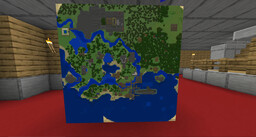 Sea Town Minecraft Map & Project