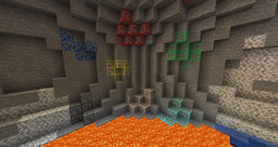 [1.16] Ore Highlighter / Ore Outline Minecraft Texture Pack