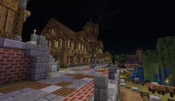 Forrester Minecraft Map & Project
