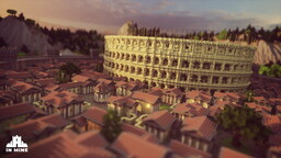 Rome [Project 2019] Minecraft Map & Project