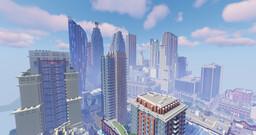 Building Toronto Minecraft Map & Project