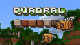 Quadral resourcepack {1.15} Minecraft Texture Pack