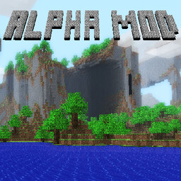 [Beta 1.7.3] 'Alpha Mod' 1.0.7 Minecraft Mod