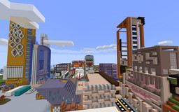 City of Seago ver. 3.0 (FIRST UPDATE IN 5 YEARS) Minecraft Map & Project