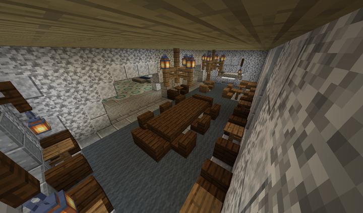 1st Floor Dining Hall