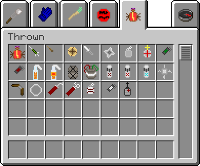 New tab added in 0.1.5