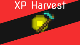 XP Harvest Minecraft Data Pack