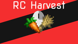 Right Click Harvest Minecraft Data Pack