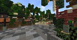 Adventure-Land of Magic Kingdom Minecraft Map & Project