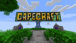 CapeCraft - Creative and Friendly Survival Minecraft Server