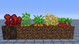 Better_Crops // 1.14 Minecraft Texture Pack