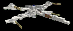 Star Wars X-Wing Minecraft Map & Project