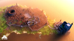 Medieval City Tafelrod [Project Eclipsis] Minecraft Map & Project