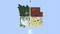 Godly Warfare Minecraft Map & Project