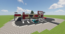 KFC Building (ROL) Minecraft Map & Project