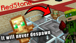 "How to make Items never despawn ""Undying Totem"" in Survival Mode (Redstone Device, ) Minecraft Map & Project"