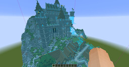 The Strommeth Castle Minecraft Map & Project