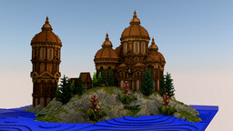 Caura Minecraft Map & Project
