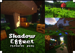 Shadow Effect - Resource Pack mc1.15 Minecraft Texture Pack