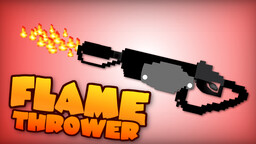 Flamethrower in Vanilla Minecraft Minecraft Map & Project