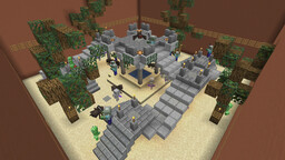 The Life Guardian Temple 2 Minecraft Map & Project