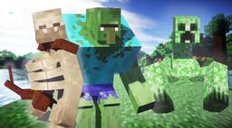 Survival Friendly Mutant Beasts 1.12.2 Minecraft Mod