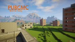 PUBGMC Mod Minecraft Mod
