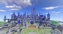 Hub Special ! Medieval Kingdom Minecraft Map & Project