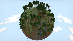 Working Planet Generator for version 1.15-1.13 Minecraft Map & Project