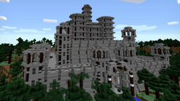 Minecraft: Instant Castle Generator function for version 1.15-1.12 Minecraft Map & Project