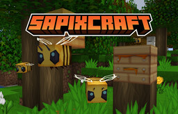 1.15 🔶 Sapixcraft | 512x,256x,128x,64x,32x,16x | more than 3M total downloads! Minecraft Texture Pack